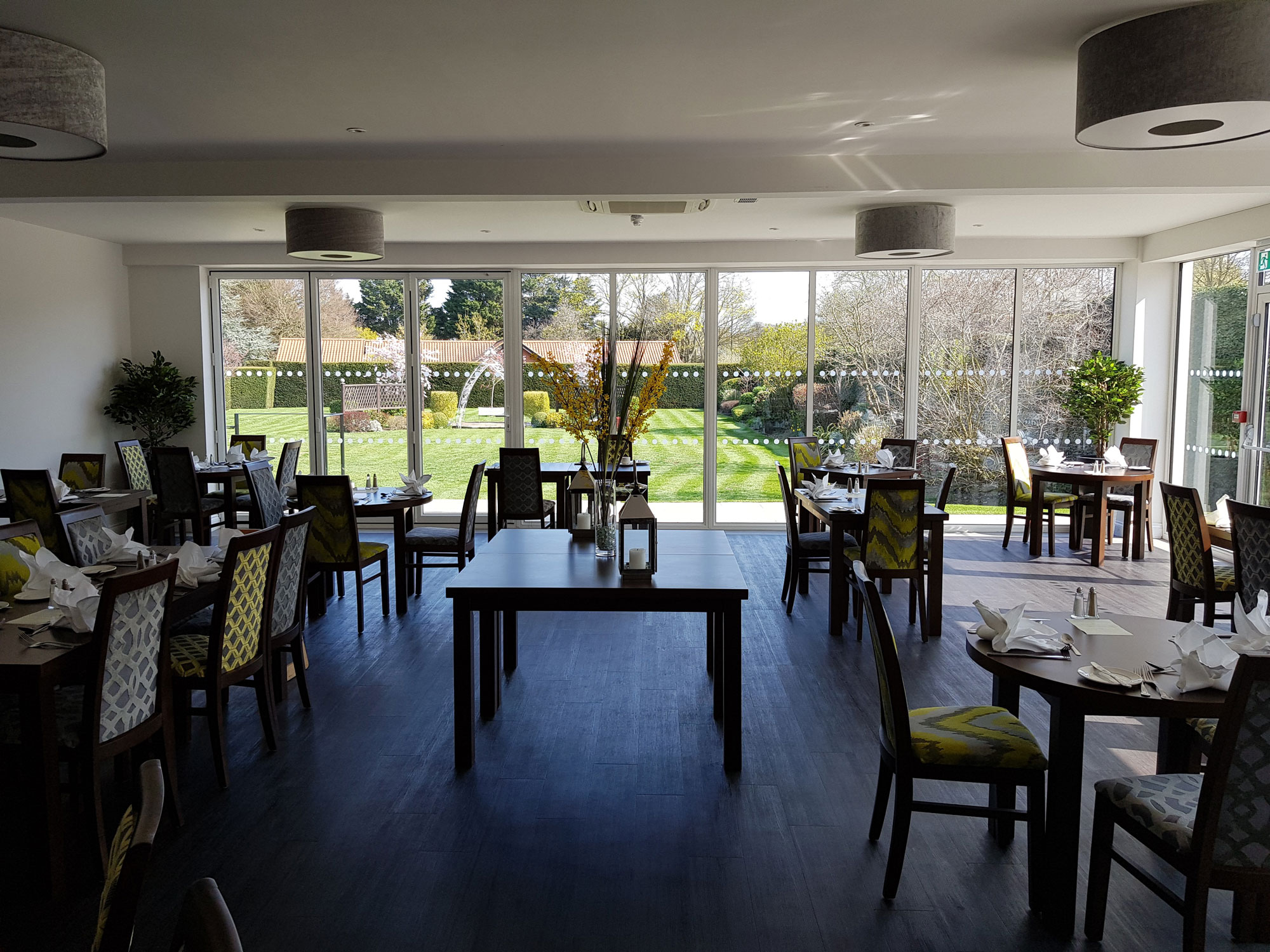 Priory Hotel Dining 1