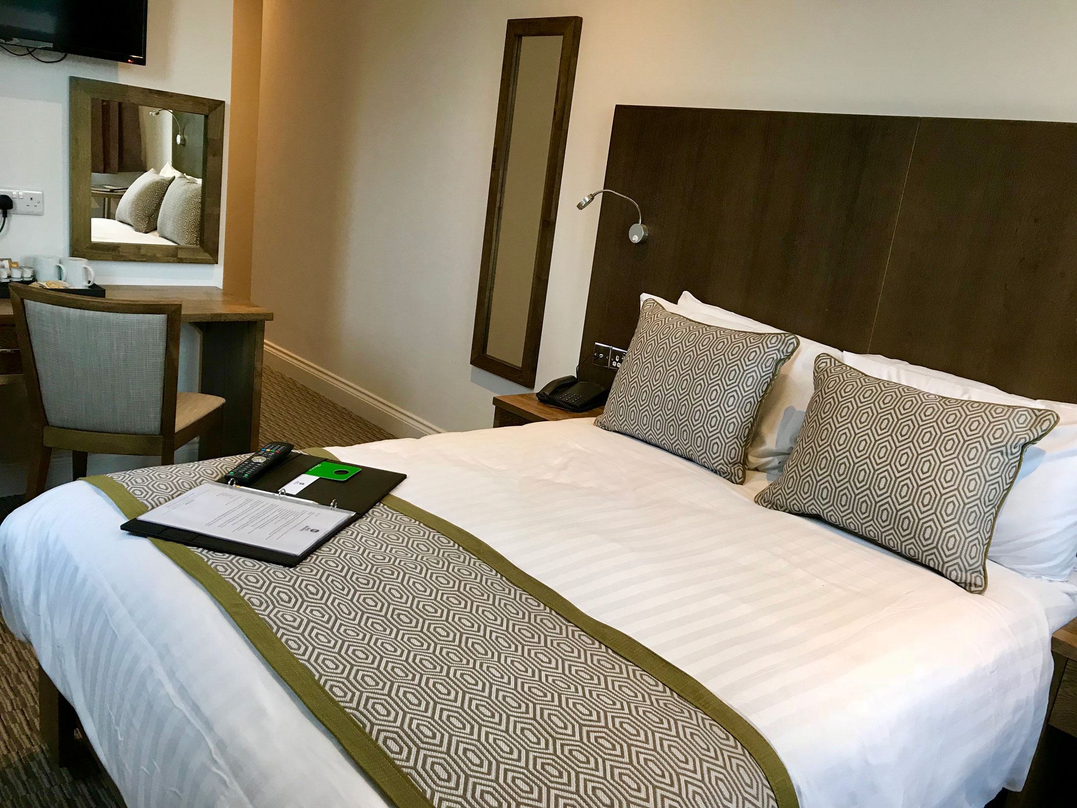 Priory Hotel Rooms 1
