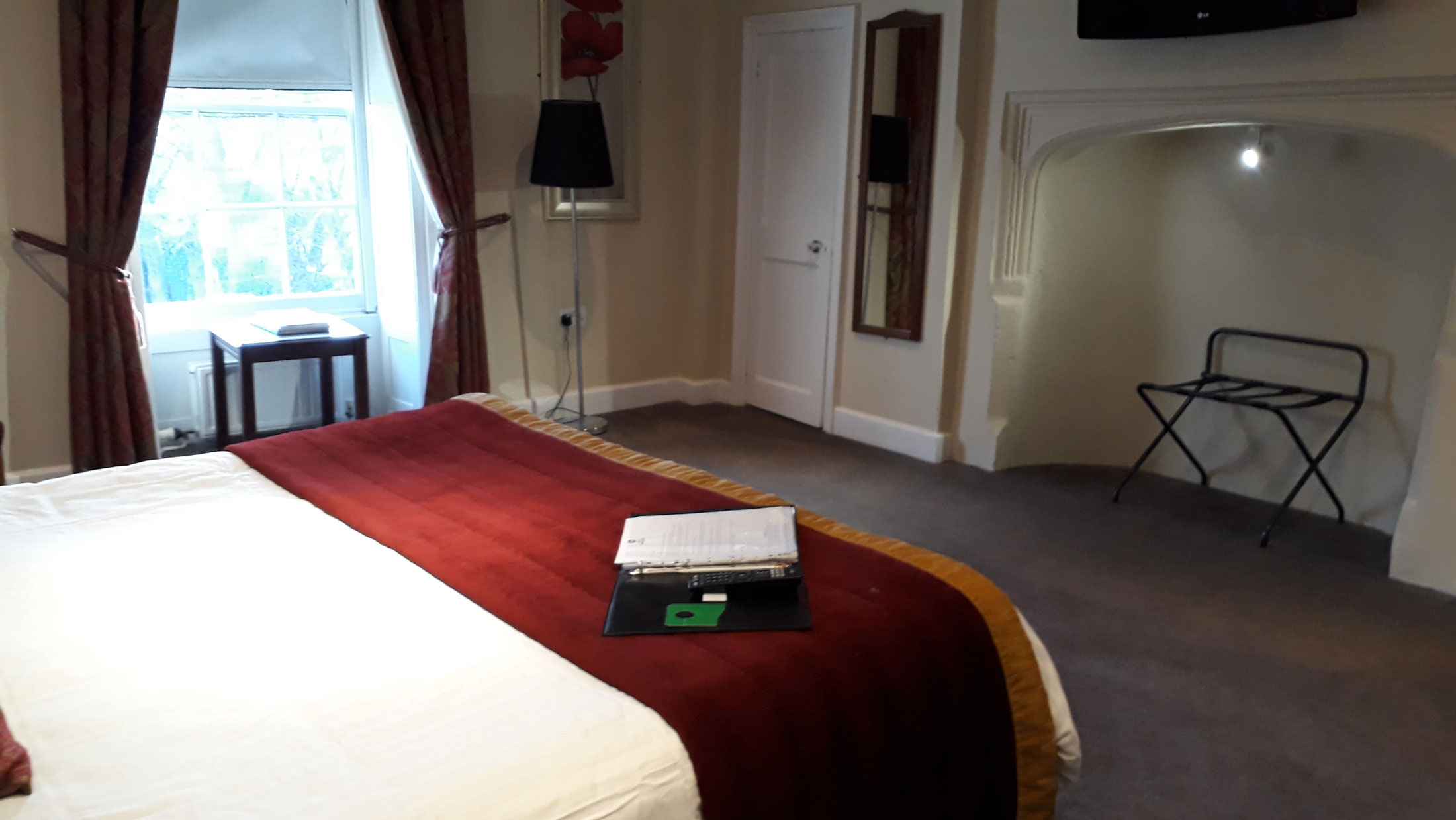 Priory Hotel Rooms 2